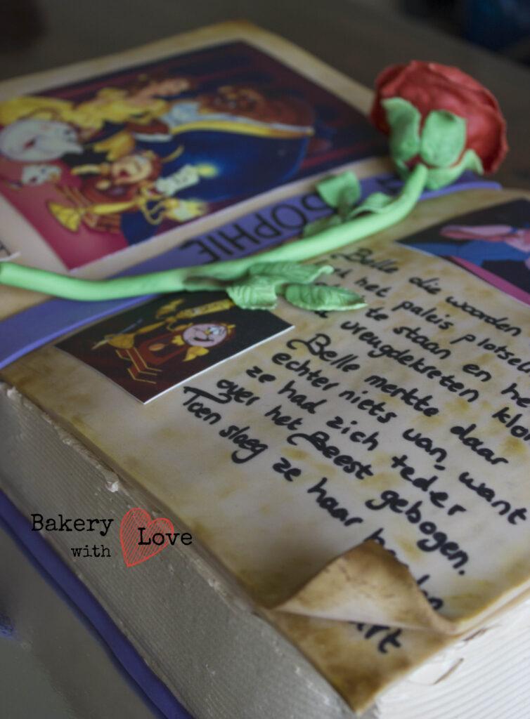 Belle en het Beest boek