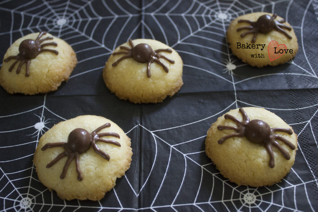 spinnenkoekjes